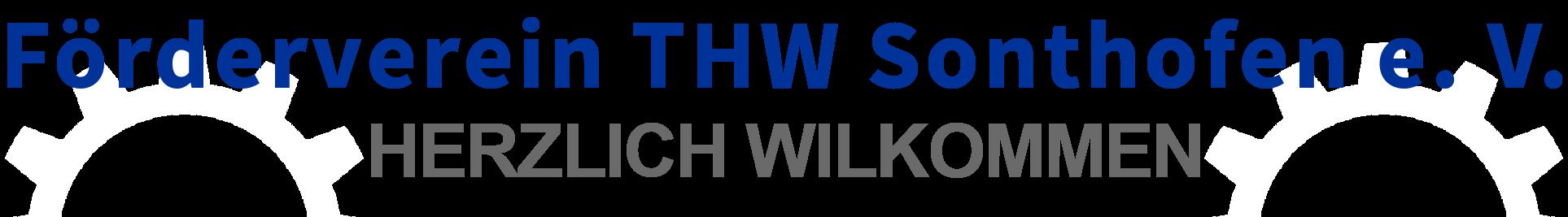Förderverein THW Sonthofen e. V.